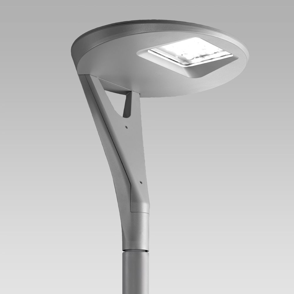 Urban lighting luminaire featuring original design and excellent performance